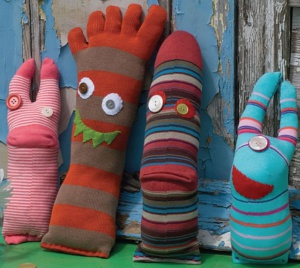 Sock-Monsters